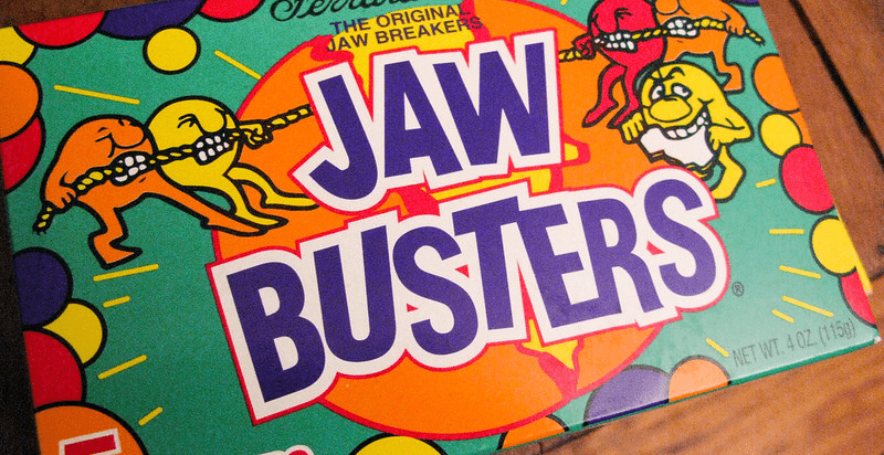 Jawbusters Candy