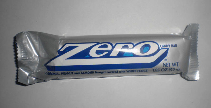 Zero Candy Bar Review